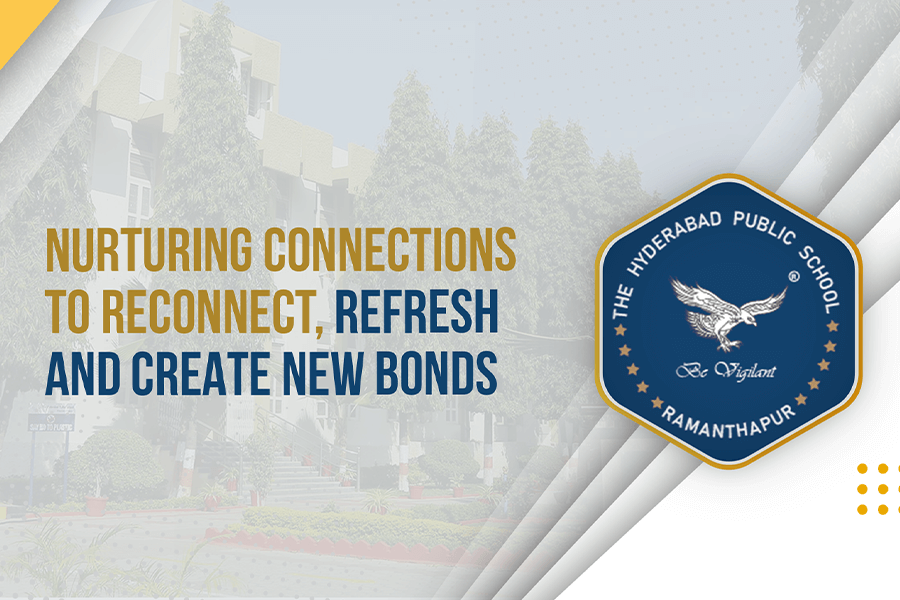 Nurturing connections to reconnect, refresh and create new bond (1)
