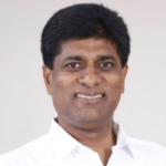Many Congratulations to Geddam Srinivas Naidu on his election as an MLA from