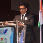 """Dr Rajesh Reddy Kuchukulla (Orthodontist), batch of 1988 , Yellow House captain and star athlete is appointed as the youngest """"President,"""