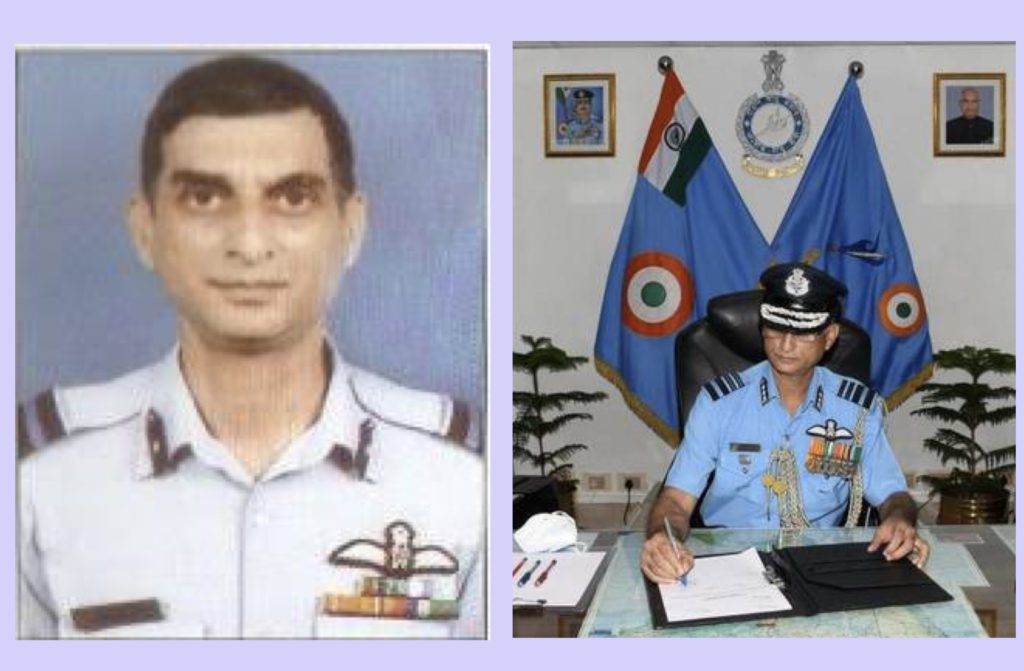 Air Marshal J Chalapati elevated as the Air Officer Commanding-in-Chief